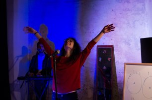 Performing - ACTION! Festival 2015